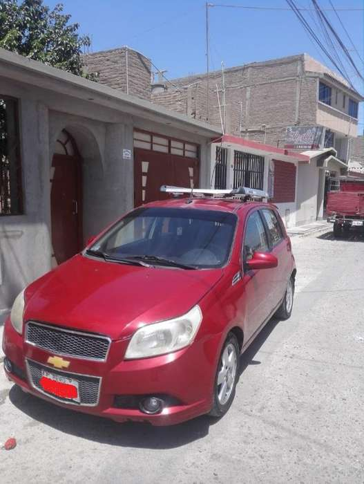 <strong>chevrolet</strong> Aveo Hatchback 2010 - 62000 km