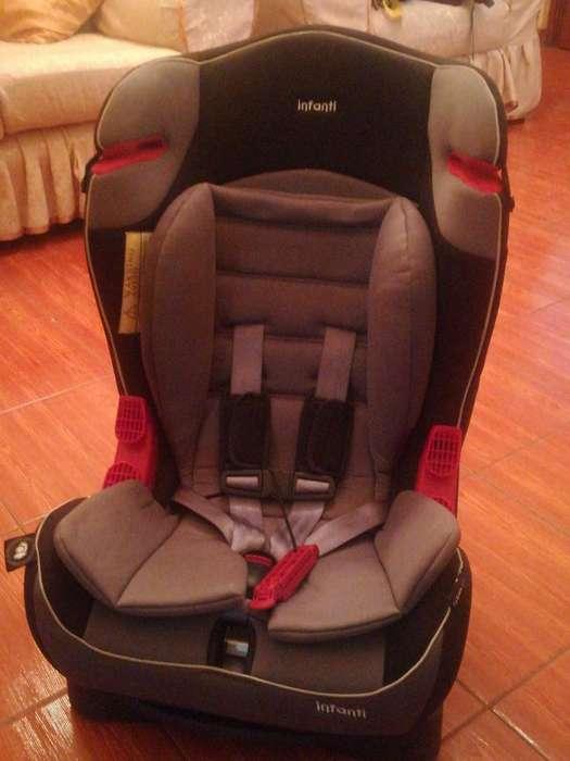 Silla Infanti Bebe para Auto de 0 a 25kg
