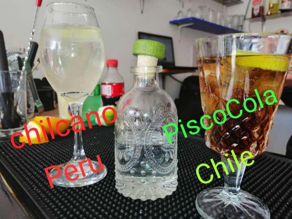 Capacitacion de Cocteleria