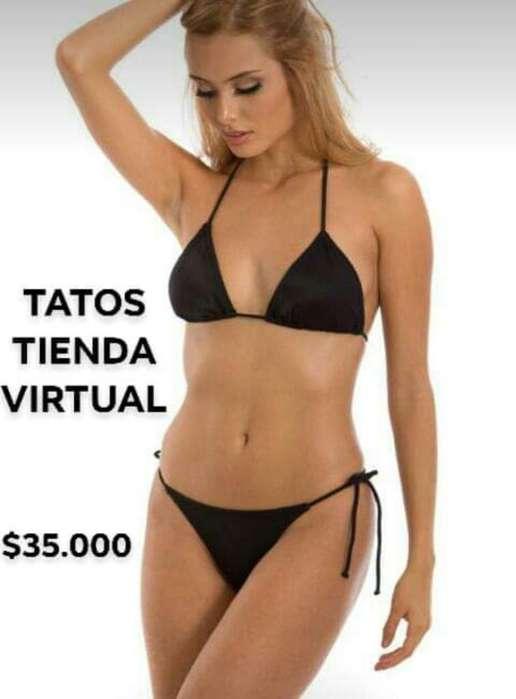 Bikinis Tanga Brasilera