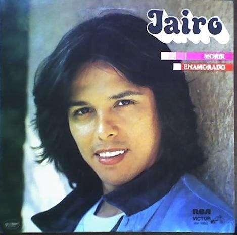 JAIRO – MORIR ENAMORADO RCA VICTOR – AUDIOMAX