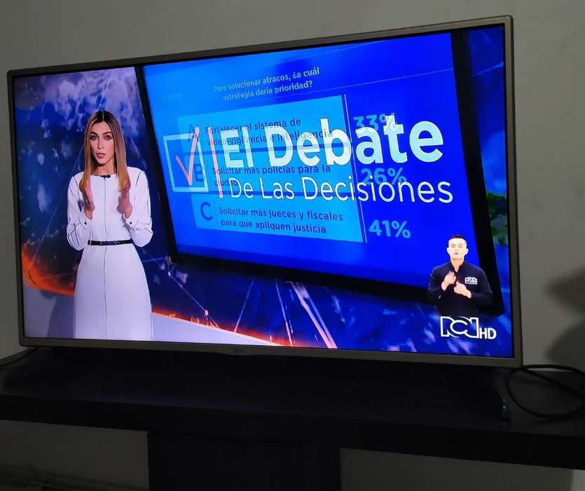 Tv Led Smartv de 42 Lg con Tdt Full Hd