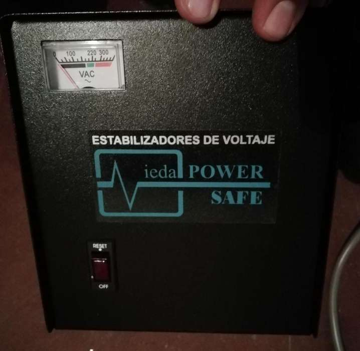 <strong>estabilizador</strong>es Voltaje Power Safe
