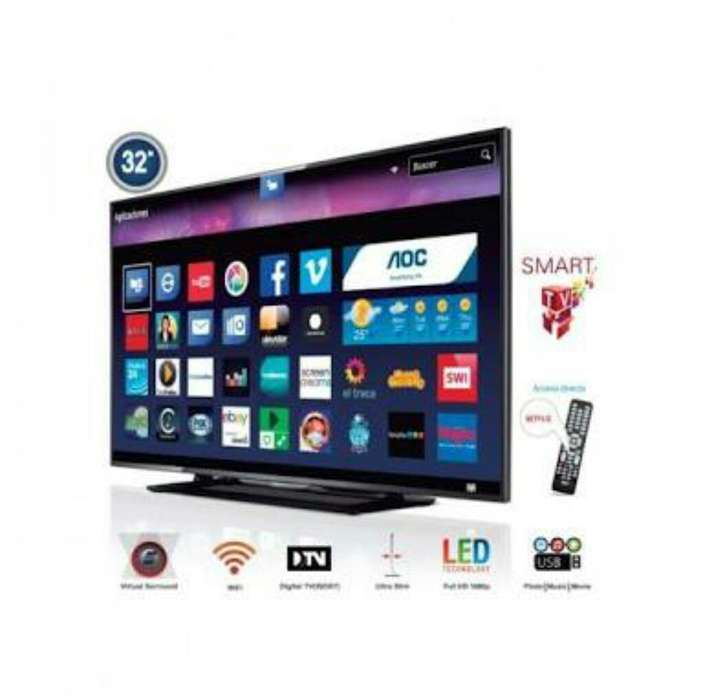 Televisor Aoc de 32,smart Tv,wifi nuevo