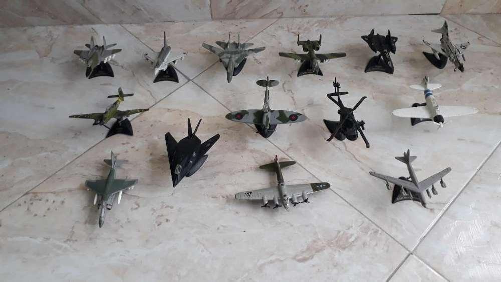 Aviones de Coleccion