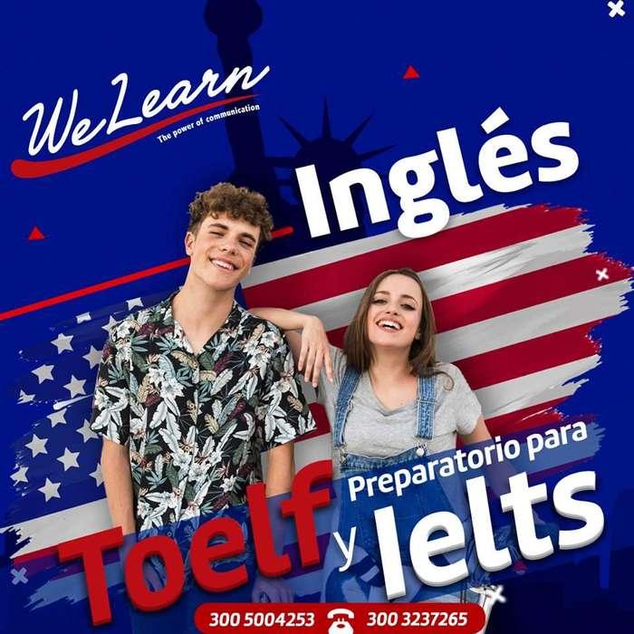 Preparación para exámenes IELTS, TOEFL, CAMBRIDGE y otros. Estudie inglés con profesores de verdad