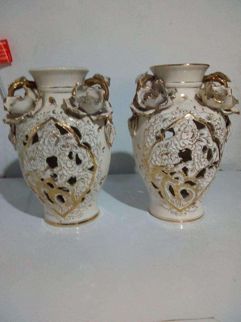 Floreros Antiguos