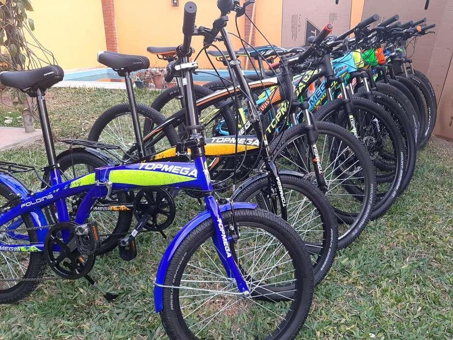 Venta de Bicicletas Nuevas