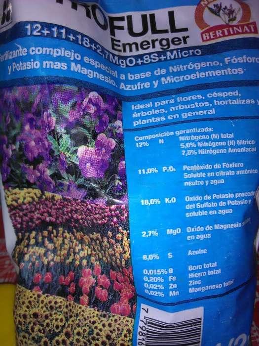 Vendo Tierra Y Fertilizante 75
