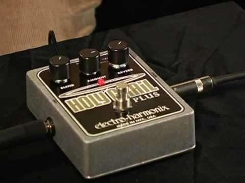 Pedal Electro Harmonix Holy Grail Plus Reverb