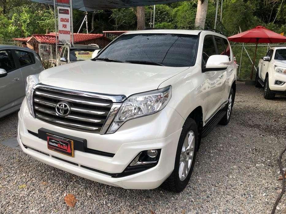 Toyota Prado 2015 - 72143 km