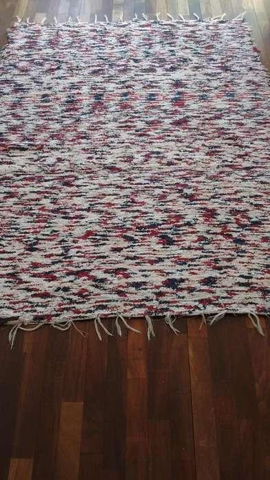 <strong>alfombra</strong> Hilo de Coco Tricolor