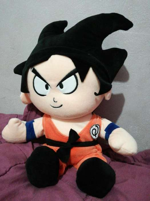 Peluche de Goku Hipoalergénico