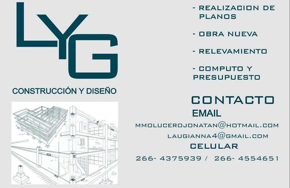 LYG CONTSRUCCION Y DISEÑO