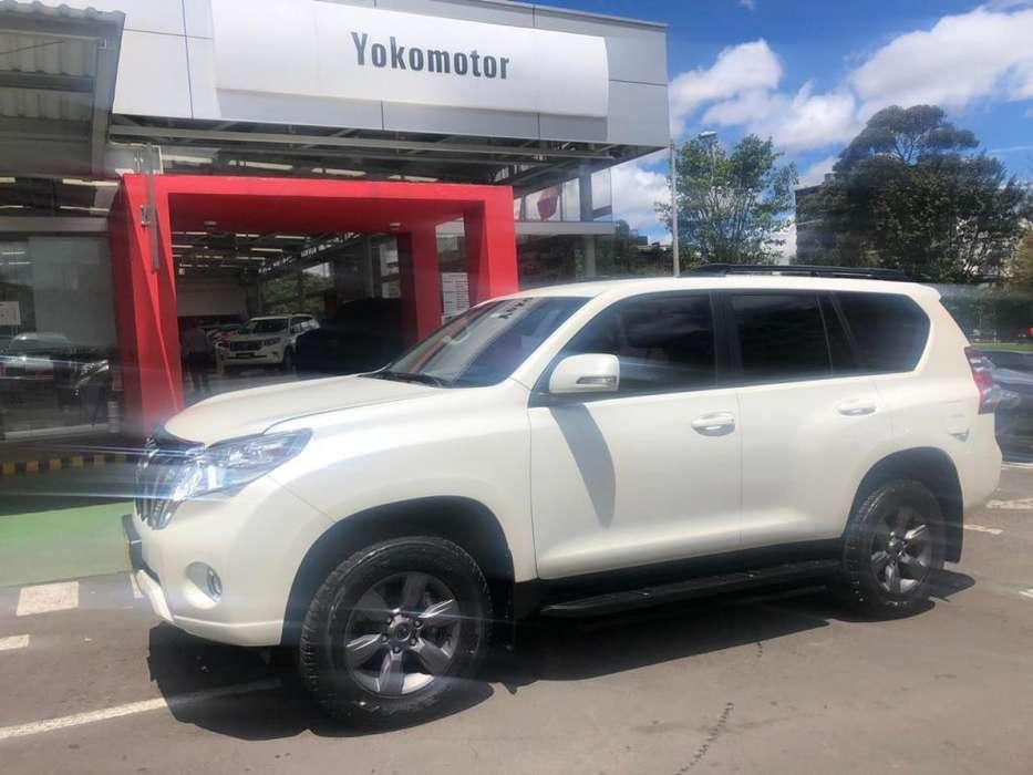 Toyota Prado 2014 - 56728 km