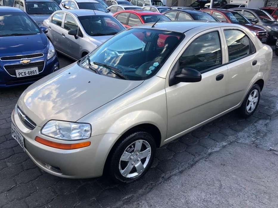 Chevrolet Aveo Family 2014 - 118000 km