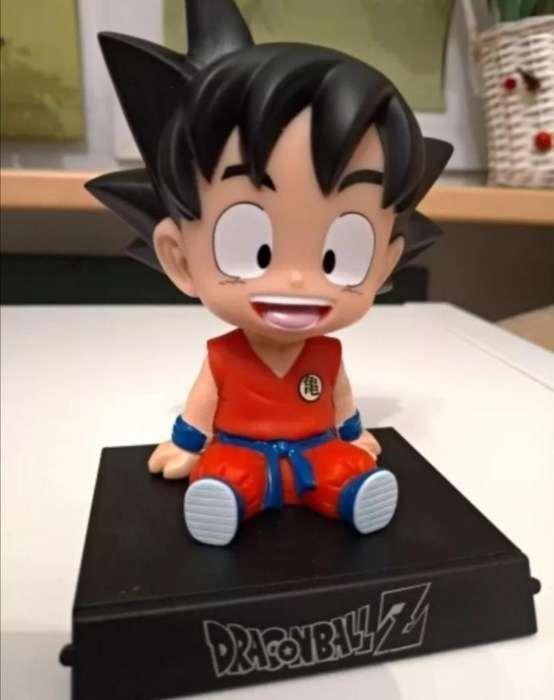 Dragon Ball Z Goku Niño Soporte Celular