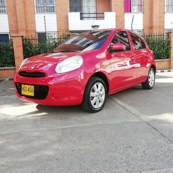 Nissan March 2014 - 62000 km
