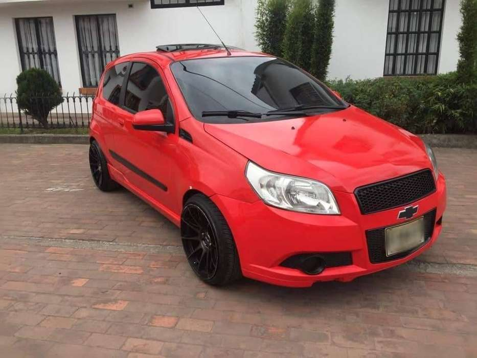 Chevrolet Aveo Emotion 2011 - 94000 km