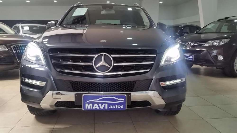 Mercedes-Benz ML 2014 - 72403 km