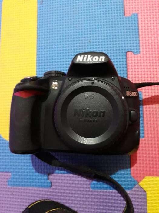 Remato X Viaje Nikon D3100 Impecable