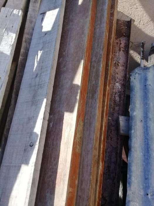 Vendo Vigas de madera por demolición