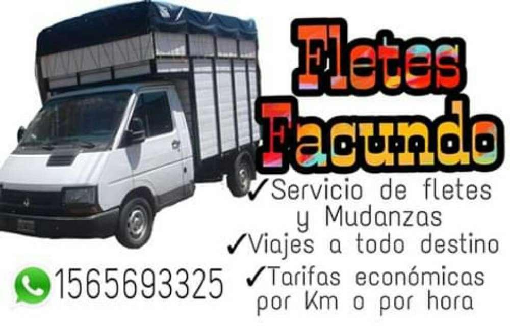 Fletes Y Mudanzas. Viajes Corta Y Larga