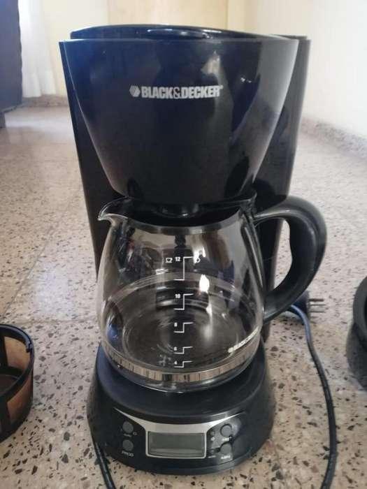 Vendo Cafetera Black&Decker