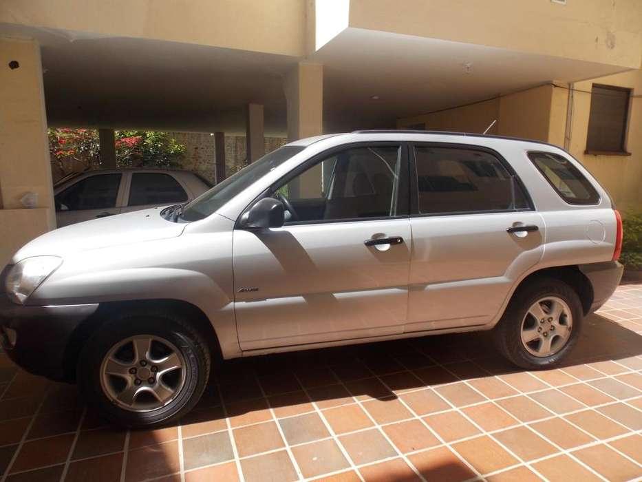 Kia New Sportage 2007 - 153000 km