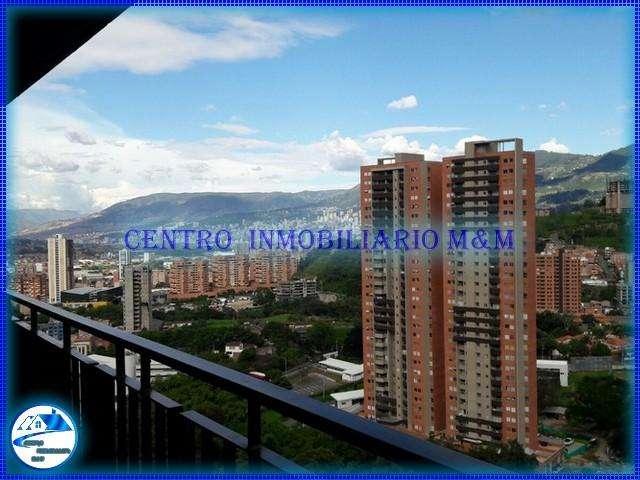 !Exelente vista¡ Renta de Apartamentos Amoblados en Sabaneta por días