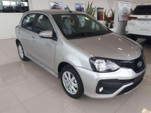 Toyota Etios 1.5 Hb Xls 5 P Sarthou