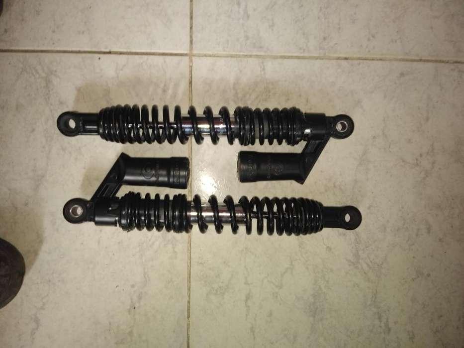 Amortiguadores Pulsar 135 Original Nuevo