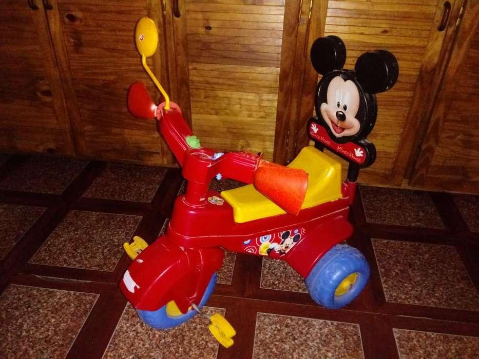 Triciclo de Mickey