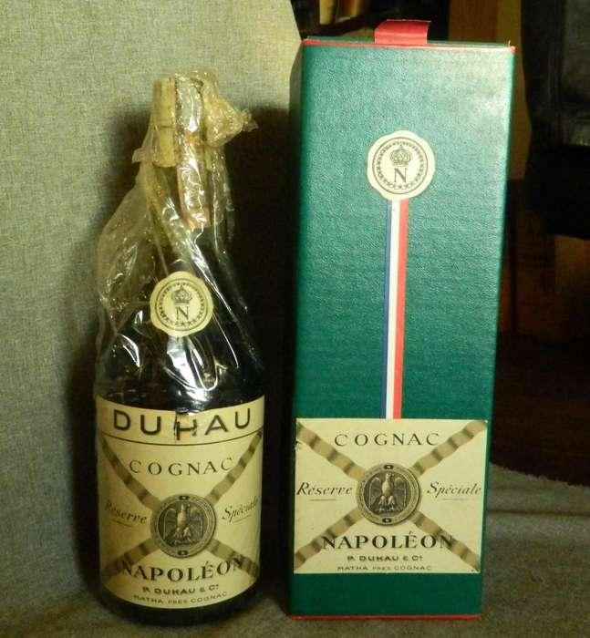 Cognac Duhau Napoleon Reserve 1960