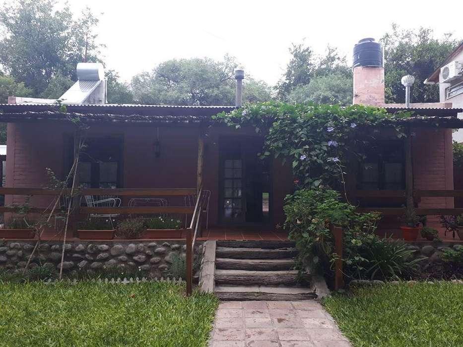 VENDO CASA Y DEPARTAMENTO EN SAN MARCOS SIERRAS,CORDOBA.INMEJORABLE UBICACION