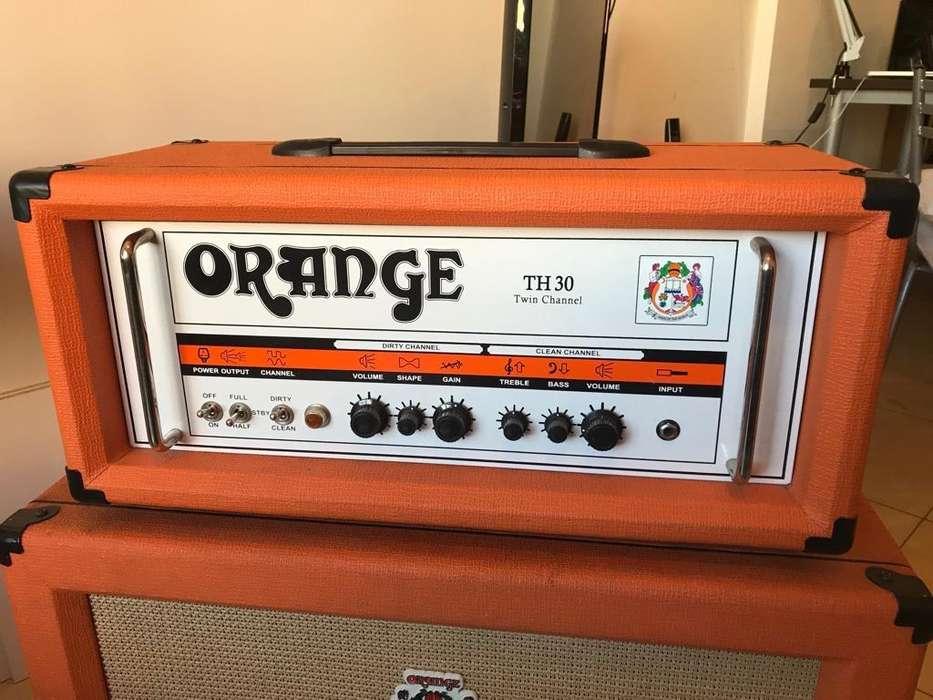 Cabezal Orange Th30