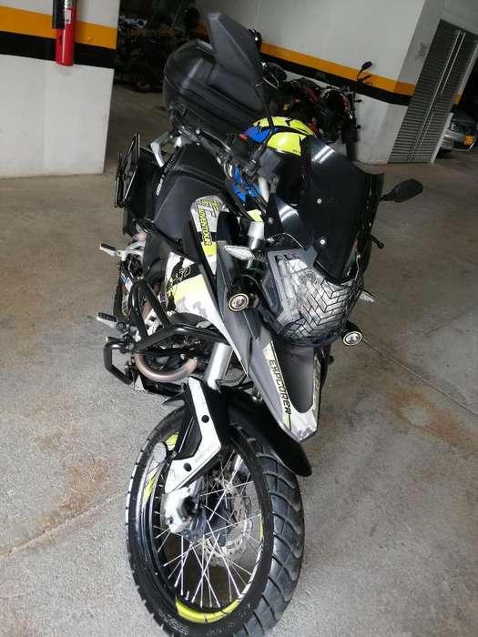 Moto Adventour Tt 250