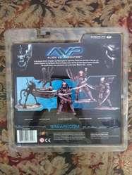 McFarlane Toys Alien VS. Predator Movie Action Figure Scar Predator