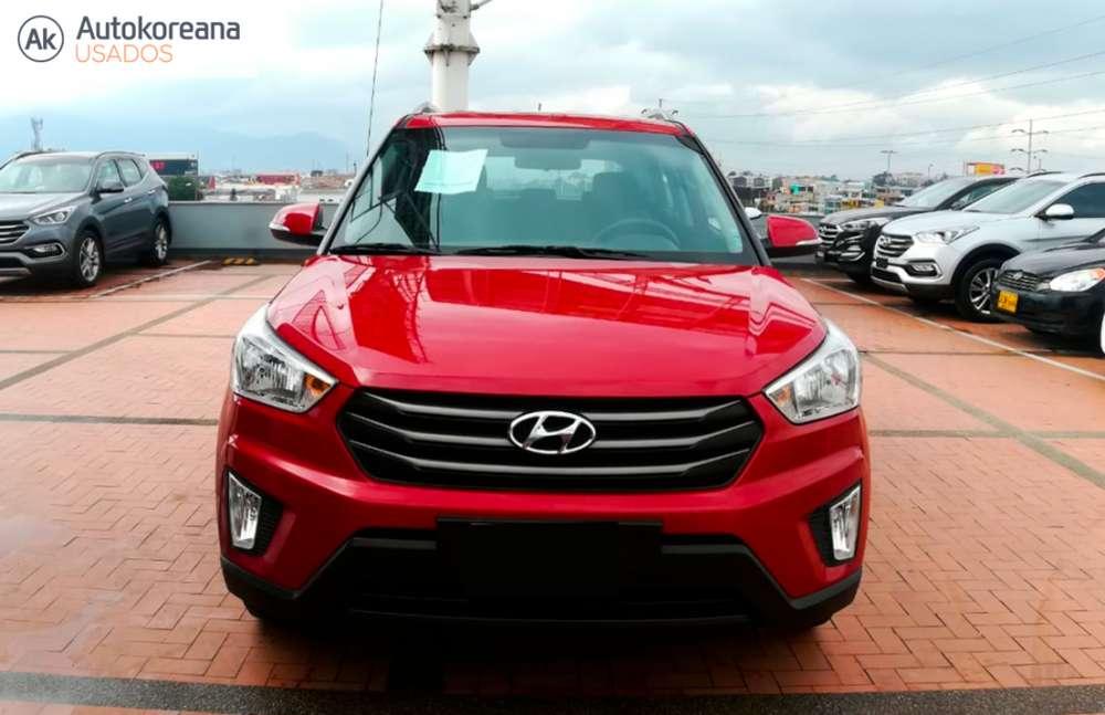 Hyundai Creta 2017 - 20860 km