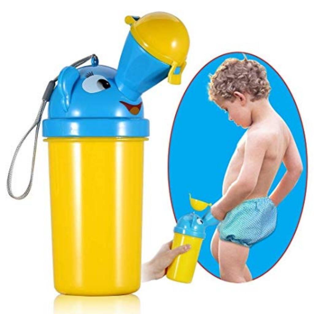 Urinario Portatil Bebes Niños Pipi Viaje
