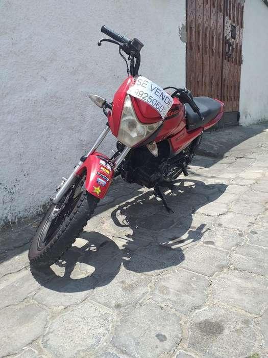Moto Ics Año 2015