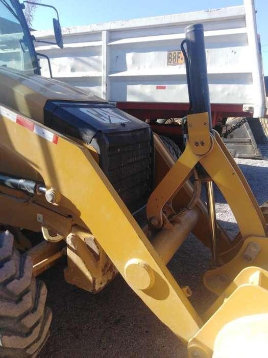 Vendo Retro Excavadora 420f 2014