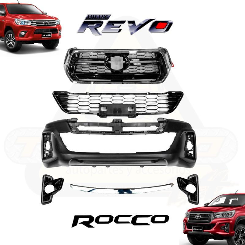 Body Kit Conversion De Revo A Rocco