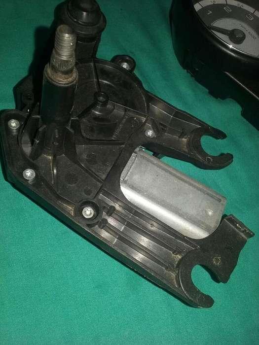 Motor Limpia para Brisas con Escobillas