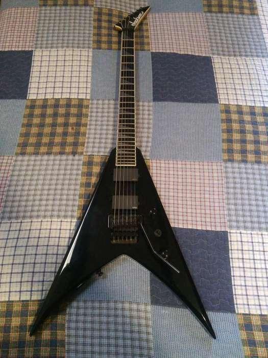 Guitarra Jackson Kvmg King V Pro Series