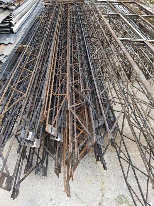 TINGLADO PARABOLICO CON CHAPAS 22m x 25m
