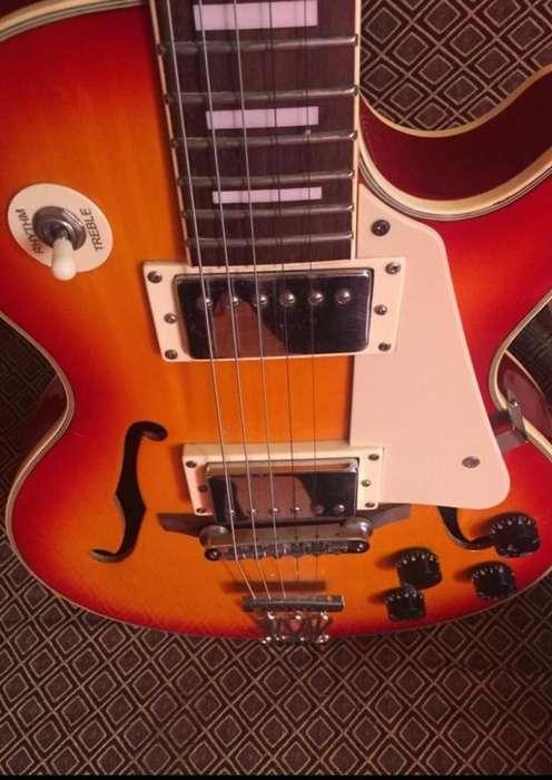 Remato Guitarra Eléctrica Starsun