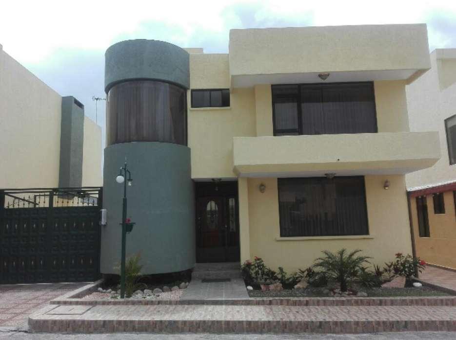 Casa Amoblada en Alquiler - Sangolquí