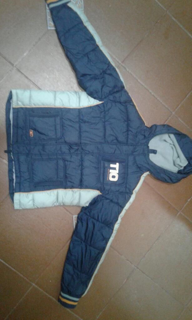 90dd1a980 Campera Impermeable para Niño Talle 14 - Montevideo