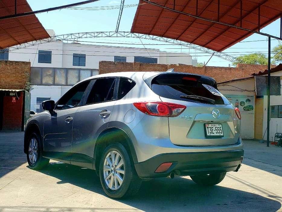 Mazda CX5 2014 - 119000 km